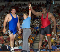 2008 Olympic Wrestling trials