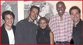 Petullas, Carl Lewis, Shannon Miller